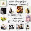 Snow Drop project [ultra night-2019final]